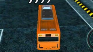 Bus Man Parking 3D Full Gameplay Walkthrough