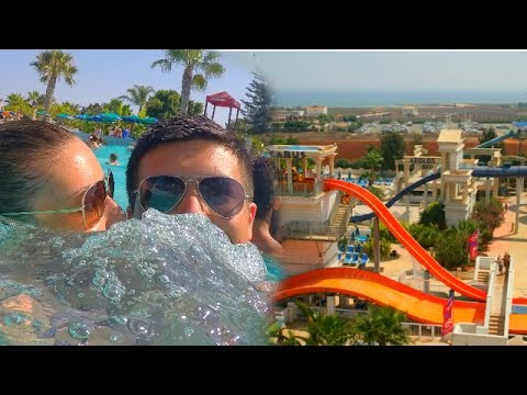 BIGGEST WATER PARK IN EUROPE!