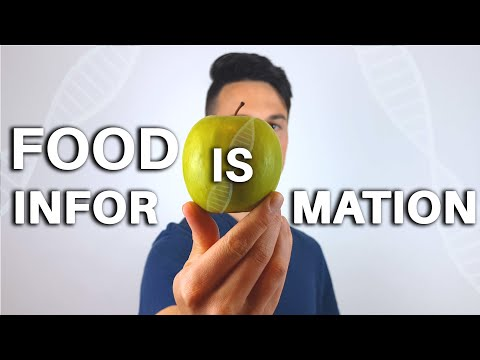 Why Healthy Eating is So Underrated (Food is Information)