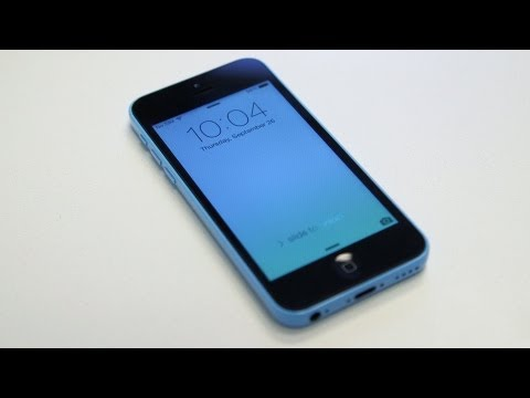 REVIEW: The IPhone 5C — What Does The 'C' Stand For?