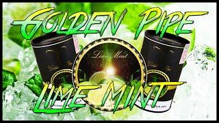 GOLDEN PIPE LIME MINT - Bester Limette Minze Tabak??