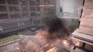 Battlefield 4 WTF KILLED IN ACTION!