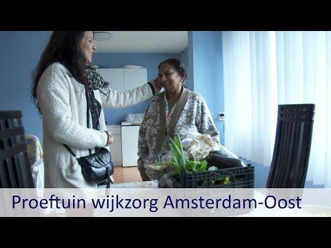 Proeftuin Wijkzorg Amsterdam Oost