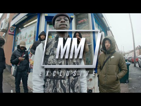 Pa Salieu - Frontline (Music Video)   @MixtapeMadness