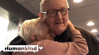 Great-grandma Comes Face To Face With Long-lost Brother | Humankind