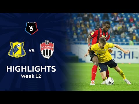 Highlights FC Rostov