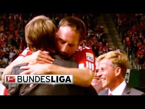 Top 10 Goals - Bayern Munich Strikes vs. Borussia Dortmund