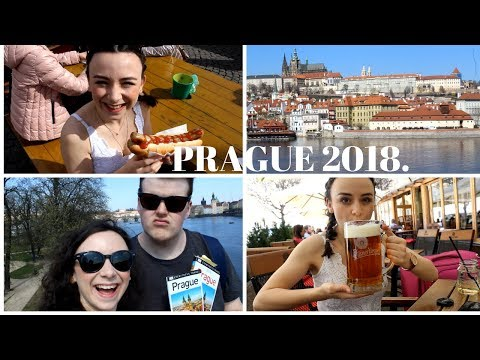 Our Adventure in Prague | April 2018