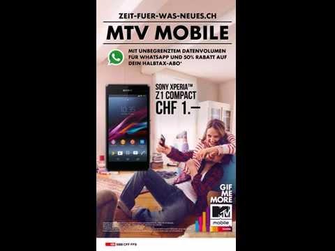 MTV mobile de