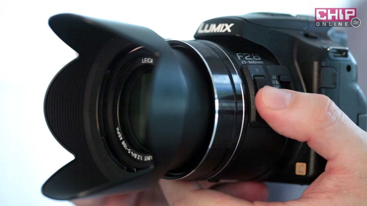 panasonic lumix dmc fz200 hands on test chip youtube. Black Bedroom Furniture Sets. Home Design Ideas