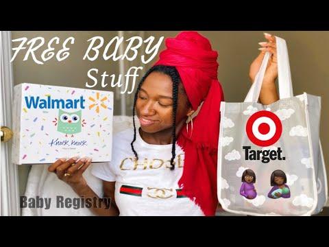 Free Baby Registry Gift Bag/Welcome Box 2020   Walmart ...