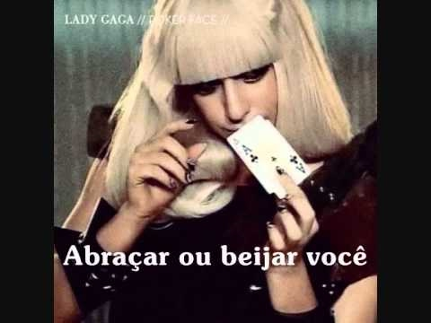 Lady Gaga Poker Face Legendado Youtube