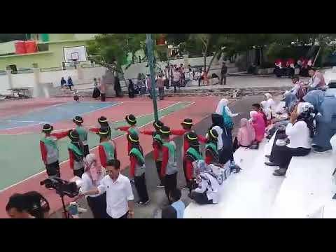 PRAMUKA SMA 3 BANTAENG JUARA 1 Yel Yel Pilkada Serentak Bantaeng