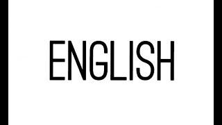 Принципы изучения английского языка (14 февраля 2019)