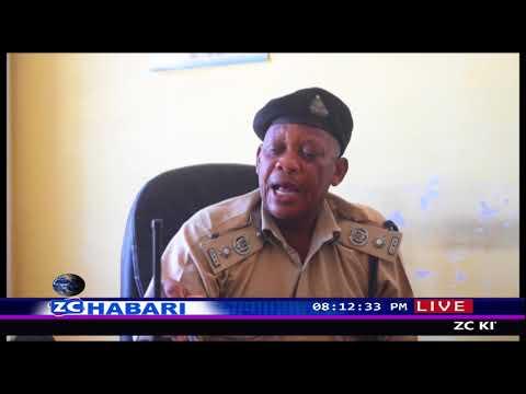 Taarifa Ya Habari Zanzibar Cable Television Msomaji Ni Yassir Mkubwa El Bahsaany 10 02 2018