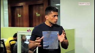 Teaching The World  BYJU'S The Learning App On CNBC-TV18 DISRUPTORS Video