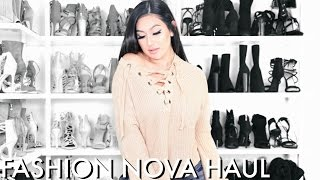 FASHION NOVA HAUL | BEAUTYYBIRD