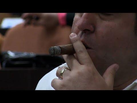 Cuba: l'art de rouler et fumer le meilleur cigare du monde