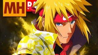 Tipo Minato ⚡️ (Naruto) | Style Trap | Prod. Sidney Scaccio | MHRAP