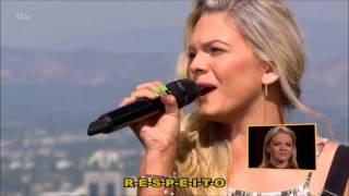 The X Factor 2015 - Judge's Houses - Louisa Johnson - Legendado - PT BR
