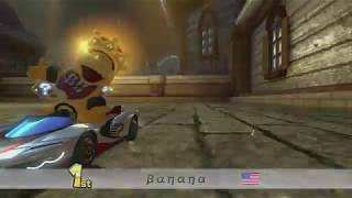 Mario Kart 8 Deluxe - I am THE Shine Thief master!