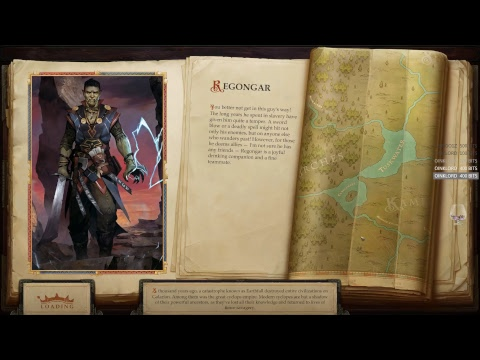 Pathfinder: Kingmaker - SOLO - HARD - Monster Tactician - Day #7 Act 3!