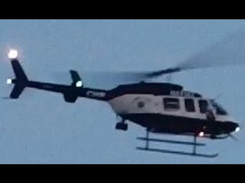 FBI Uses Mind Reading; California Highway Patrol CHP Police Helicopter Organized Group Air Stalking