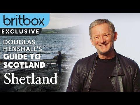 Douglas Henshall's Guide to Scotland & Glaswegian Slang | Shetland