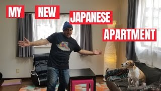 Japanese Small Town Apartment Tour! [$600/month]