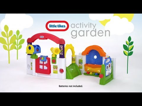 Little Tikes Activity Garden Youtube