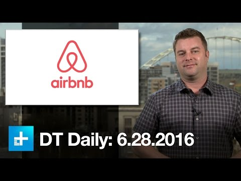 Irony much? Airbnb sues California over law it helped create