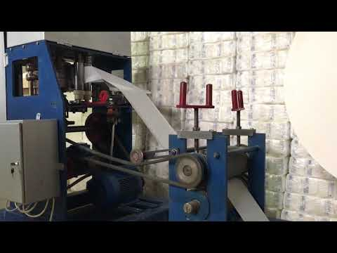 Станок для производства салфеток