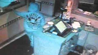 Footage of theft of donation jar for cancer treatment from Dyersburg restaurant Thumbnail