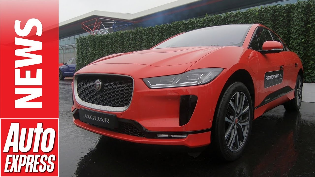 New Jaguar I Pace Can Jag S First Electric Car Rival The Tesla