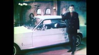 1967 Ford Mustang TV Ad Commercial (3/7) - Funny Monster Ad