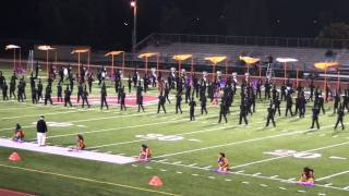 Upland Highland Regiment at the Ayala Field Tournament