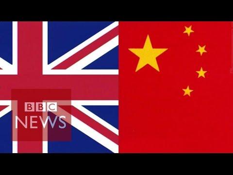 uk china relationship with united