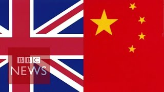 China-UK relations in 2 minutes - BBC News