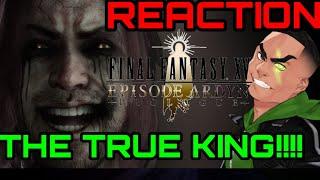 Final Fantasy XV EPISODE ARDYN PROLOGUE REACTION !!!!