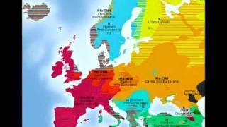 European mtDNA and Y-DNA Haplogroups
