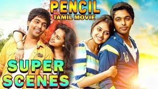 Pencil - Tamil Movie | Super Scenes | G. V. Prakash Kumar | Sri Divya | Online Tamil Movie Scenes