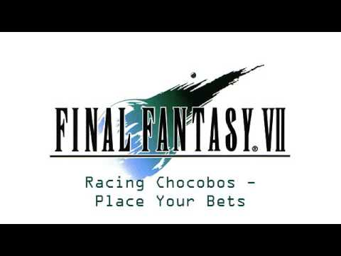Final Fantasy VII: Racing Chocobos, Place Your Bets