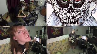 Speak English Or Die - S.O.D (Cover By Chalky)