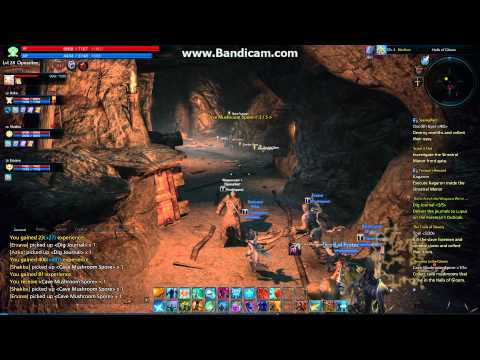 TERA Online: Questing In Tenebrous Mines (Part I)