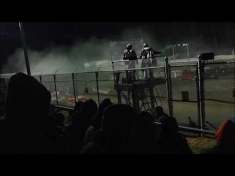 Accord Speedway - December 3, 2016 - Modified Main (Short Track Super Series)