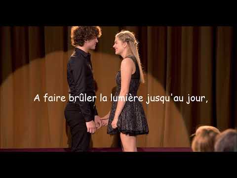 """LYRICS ~ Louane """"Je Vais T'aimer"""" (La Famille Bélier)"""
