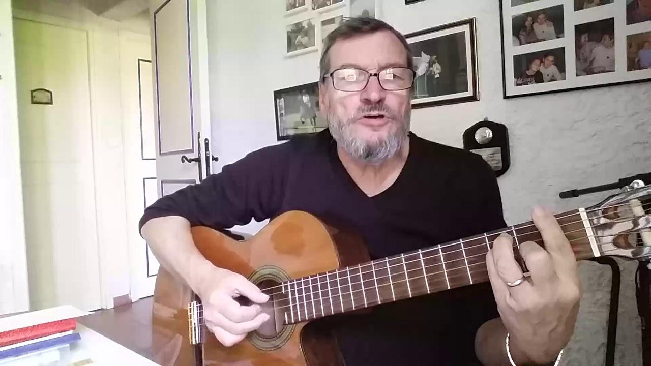 Le petit jardin - Jacques Dutronc (Ma reprise) - YouTube