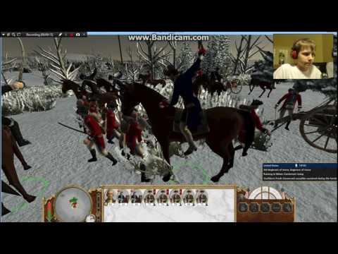 Empire Total War. American Revolution Complete Episode 1