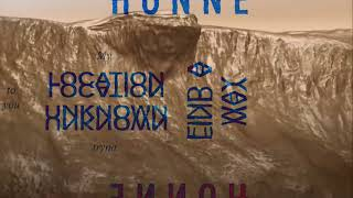 Honne Feat.  Georgia - Location Unknown (Fanmade Lyric Video) (2018)