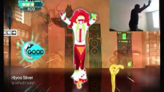 Video Just Dance 3 The Sugarhill Gang Apache(Jump on It) with Cam. download MP3, 3GP, MP4, WEBM, AVI, FLV Mei 2018